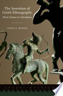 The Invention of Greek Ethnography