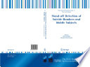 Stand off Detection of Suicide Bombers and Mobile Subjects Book