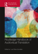 Pdf The Routledge Handbook of Audiovisual Translation Telecharger