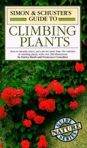 The Simon   Schuster Guide to Climbing Plants