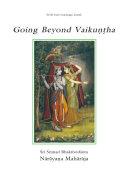 Going Beyond Vaiku      ha