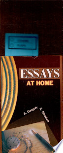Essays At Home Book PDF
