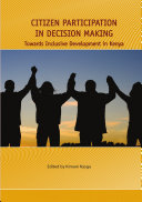 Citizen Participation in Decision Making