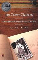 Jim Crow's Children