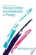 Minority Children and Adolescents in Therapy