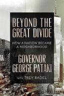 Beyond the Great Divide [Pdf/ePub] eBook
