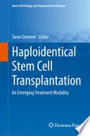 Haploidentical Stem Cell Transplantation