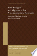 Boat Refugees And Migrants At Sea A Comprehensive Approach
