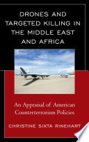 Drones and Targeted Killing in the Middle East and Africa Book