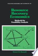 Resource Recovery Economics