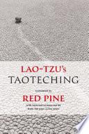 Lao tzu s Taoteching