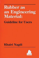 Rubbers as an Engineering Material