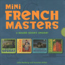 Mini French Masters Boxed Set Book