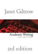 Academic Writing - Third Edition