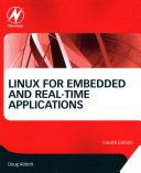 Linux for Embedded and Real time Applications Book