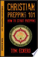 Christian Prepping 101