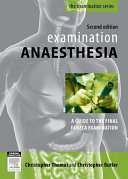 Examination Anaesthesia