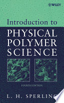 Introduction to Physical Polymer Science Book