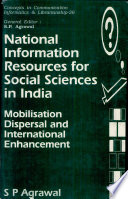 National Information Resources For Social Sciences In India