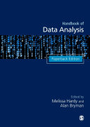 Handbook of Data Analysis