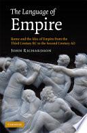 The Language of Empire