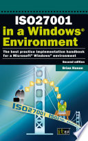 ISO27001 in a Windows Environment