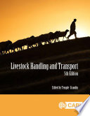 Livestock Handling and Transport  5th Edition Book