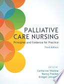 EBOOK: Palliative Care Nursing: Principles and Evidence for Practice