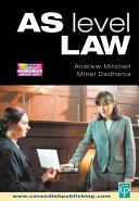 AS Level Law