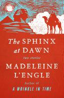 The Sphinx at Dawn Pdf/ePub eBook