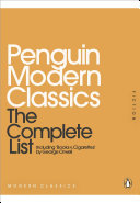 Penguin Modern Classics: The Complete List