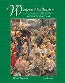 Western Civilization Book