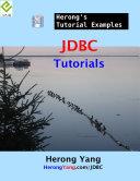 JDBC Tutorials   Herong s Tutorial Examples