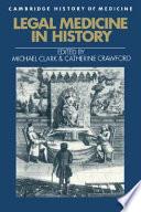 Legal Medicine in History