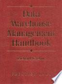 Data Warehouse Management Handbook
