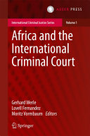 Africa and the International Criminal Court - Seite 52