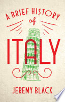 A Brief History Of Italy Book