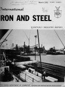 International Iron and Steel; Quarterly Industry Report