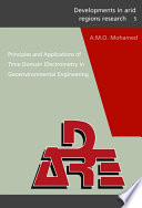 Principles And Applications Of Time Domain Electrometry In Geoenvironmental Engineering
