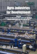 Agro-industries for Development