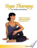 Yoga Therapy For Health And Healing Book PDF