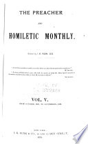 The Homiletic Review