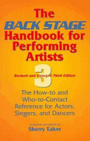 The Back Stage Handbook for Performing Artists