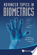 Advanced Topics in Biometrics