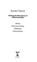 Border Patrols