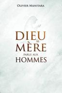 Pdf DIEU LA MERE PARLE AUX HOMMES Telecharger