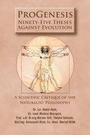 ProGenesis: 95 Theses Against Evolution