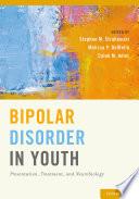 Bipolar Disorder in Youth Book