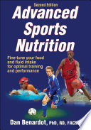 """Advanced Sports Nutrition"" by Dan Benardot"