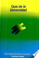 Gu A De La Universidad 1989